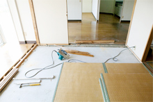 家の修復のイメージ